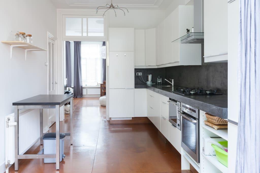 Luxe keuken