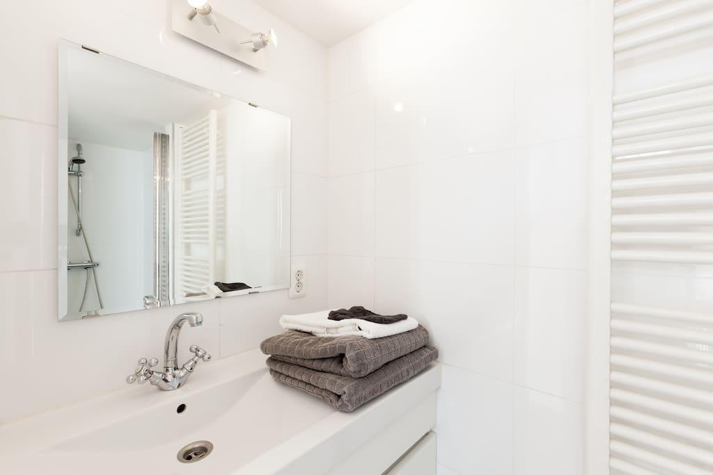 tegelwerk badkamer